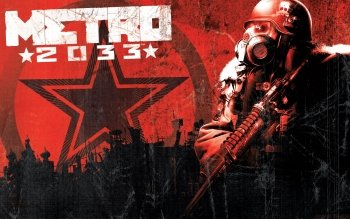 Video Game - Metro 2033 Wallpapers and Backgrounds ID : 251710