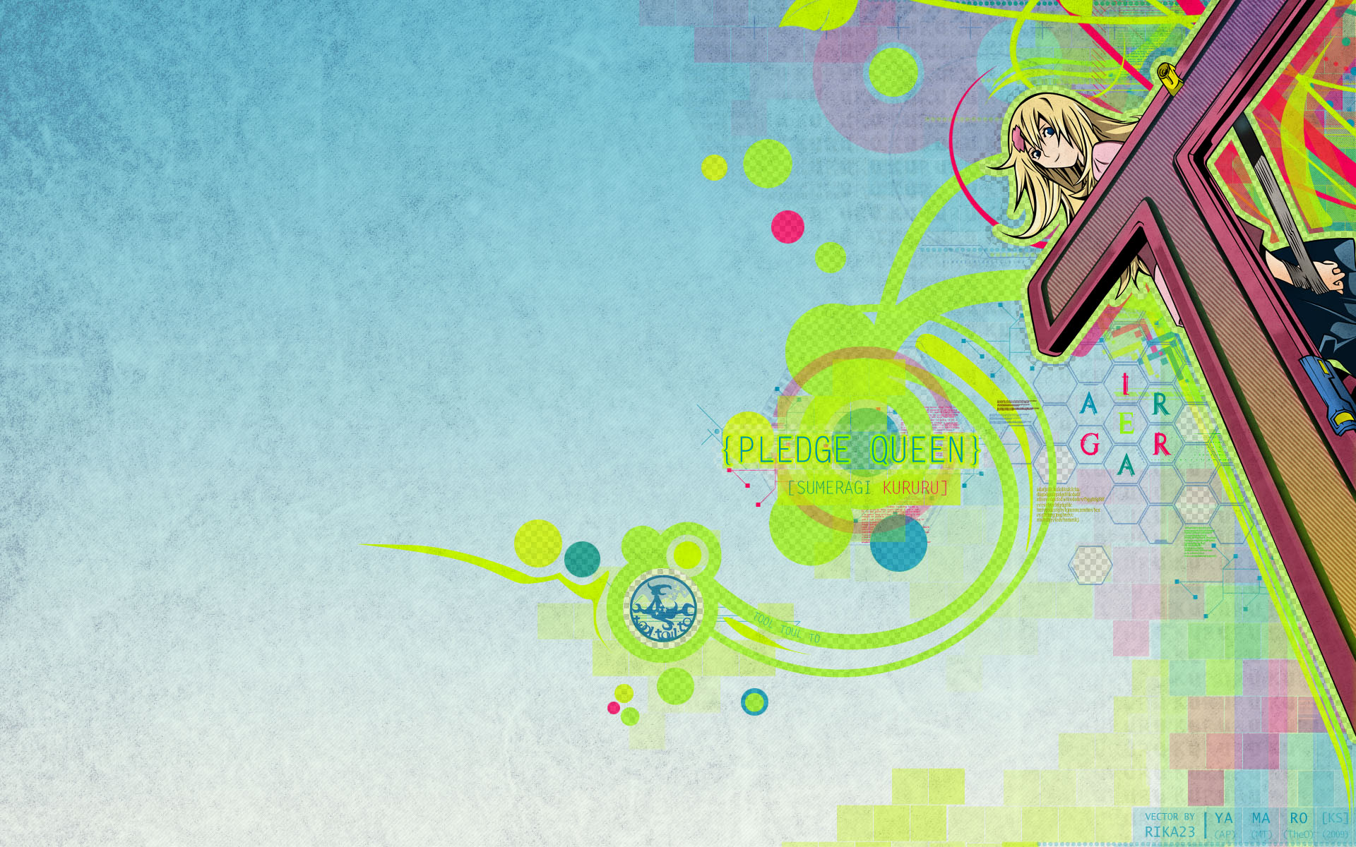 Air Gear Full HD Wallpaper And Background