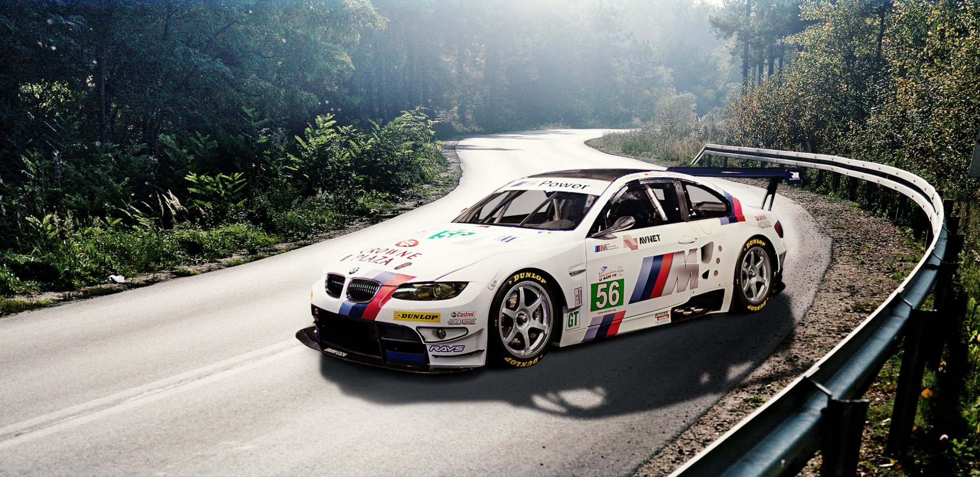 Vehicles - Race Car  BMW Wallpaper