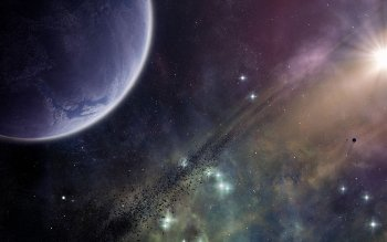 Sci Fi - Planets Wallpapers and Backgrounds ID : 2520