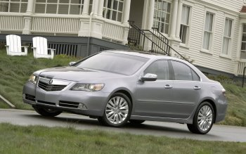 Voertuigen - Acura RL Wallpapers and Backgrounds ID : 253502