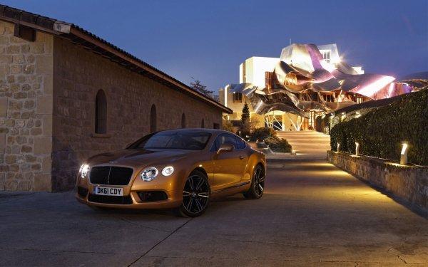 Vehicles Bentley HD Wallpaper   Background Image