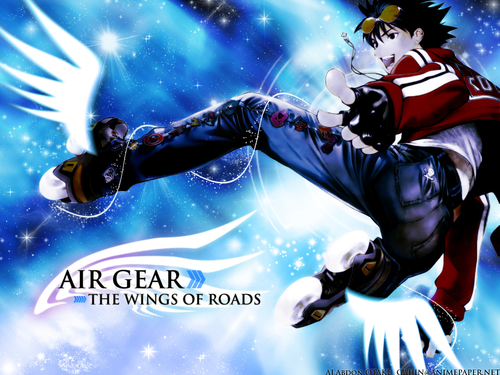 air gear wallpaper and background image 1600x1200 id 254420