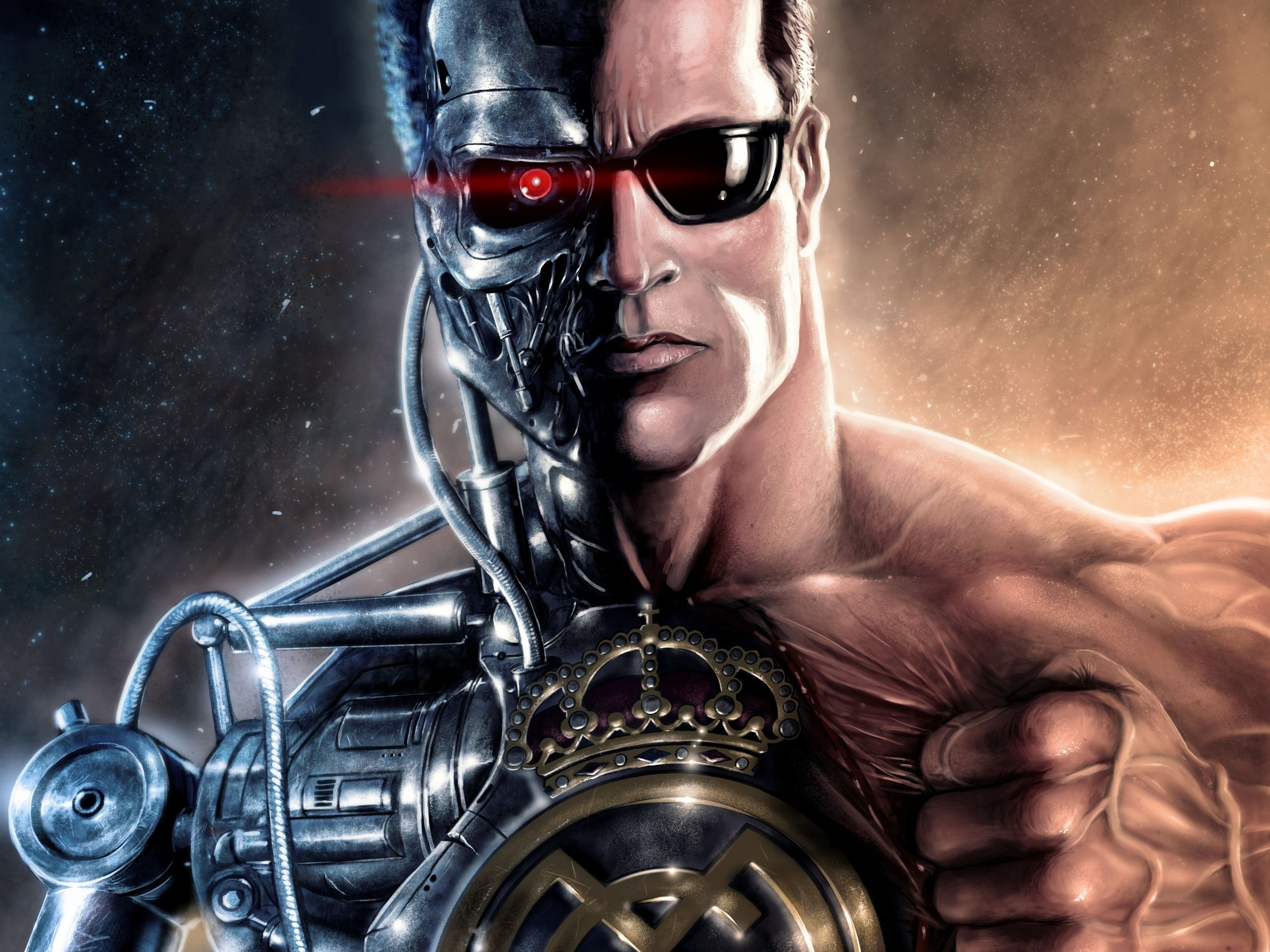 54 The Terminator Hd Wallpapers Background Images