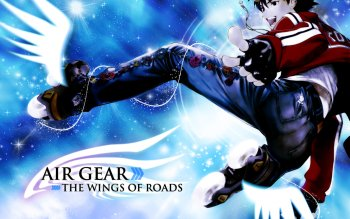 Anime - Air Gear Wallpapers and Backgrounds ID : 254420