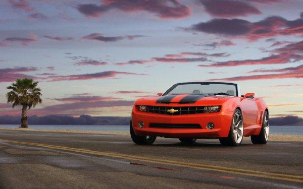 Vehicles Chevrolet Camaro Chevrolet HD Wallpaper | Background Image