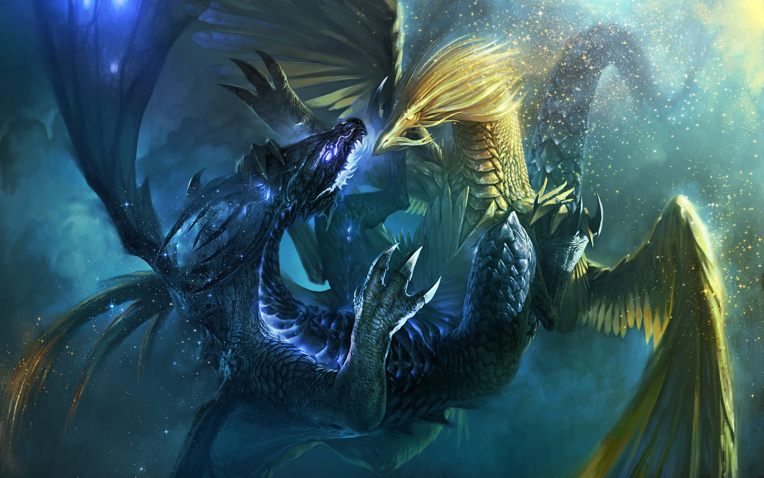 Dragon hd wallpaper background image 2560x1600 id 255080 wallpaper abyss - Dragon backgrounds ...