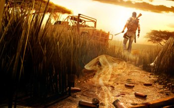 12 Far Cry 2 Hd Wallpapers Background Images Wallpaper Abyss