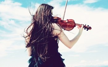 Musik - Violin Wallpapers and Backgrounds ID : 255852