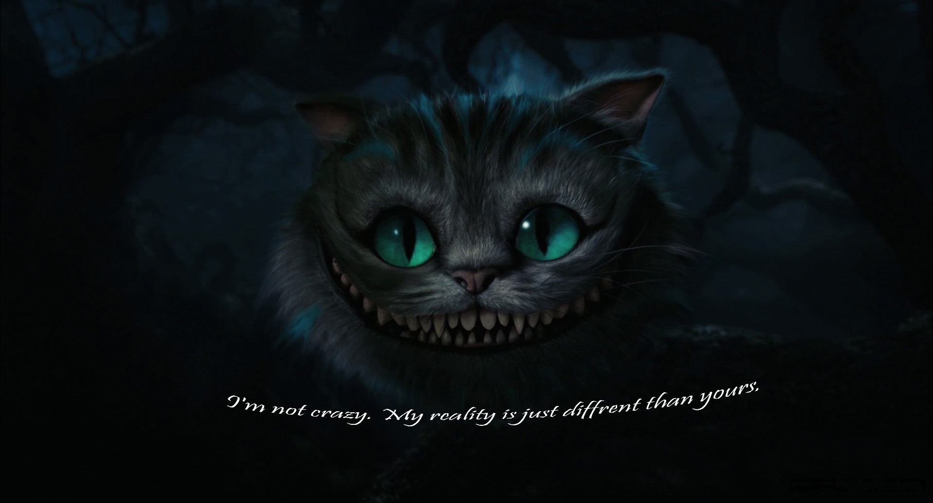 Alpha coders wallpaper abyss movie alice in wonderland 256660