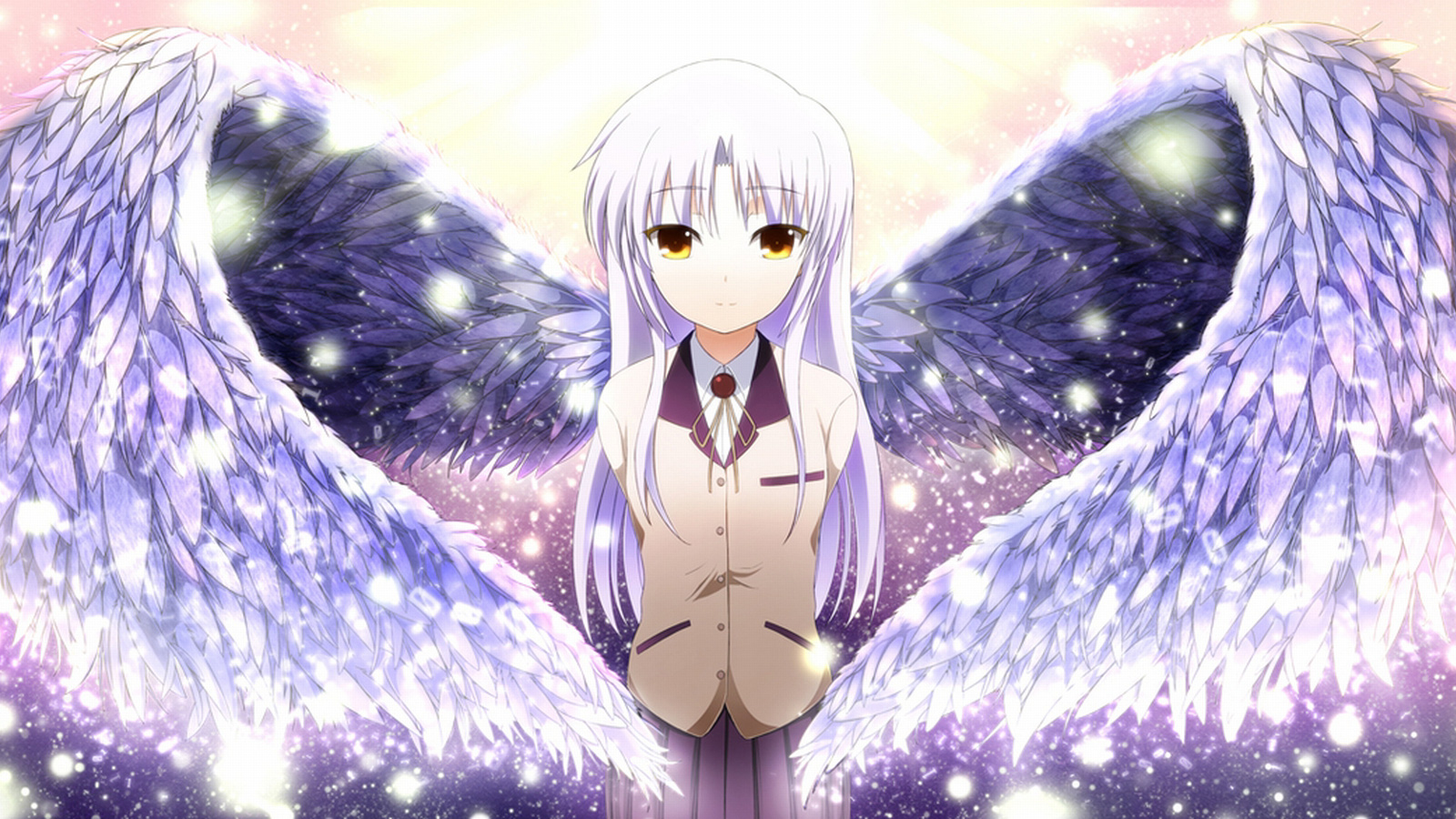 Angel Beats Wallpaper And Background Image