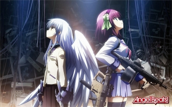 Anime - Angel Beats! Wallpapers and Backgrounds ID : 258890