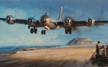 Militär - Boeing B-17 Flying Fortress Wallpapers and Backgrounds ID : 259412