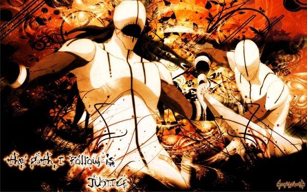 Anime Bleach Kaname Tosen Fondo de pantalla HD   Fondo de Escritorio