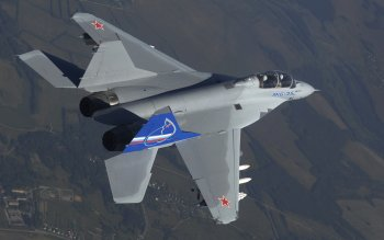 Military - Mikoyan MiG-35 Wallpapers and Backgrounds ID : 260552