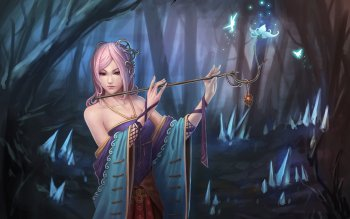 Fantasy - Women Wallpapers and Backgrounds ID : 260842