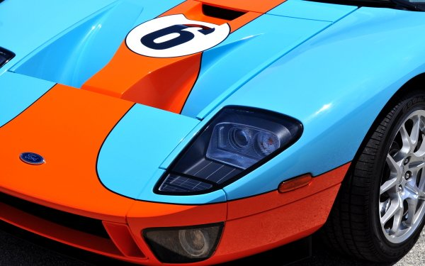 Vehicles Race Car Ford Ford GT HD Wallpaper | Background Image