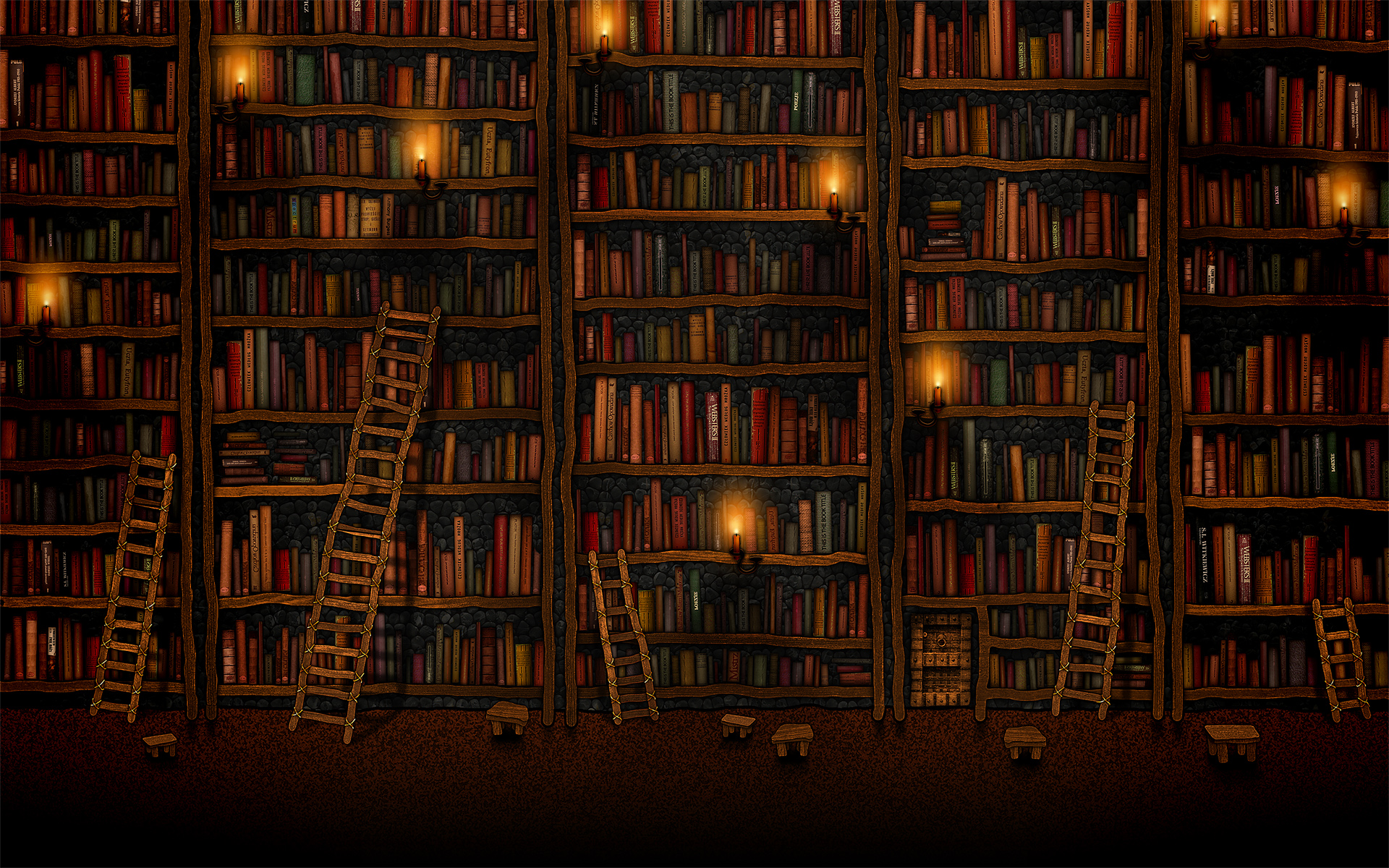 Man Made - book Wallpaper