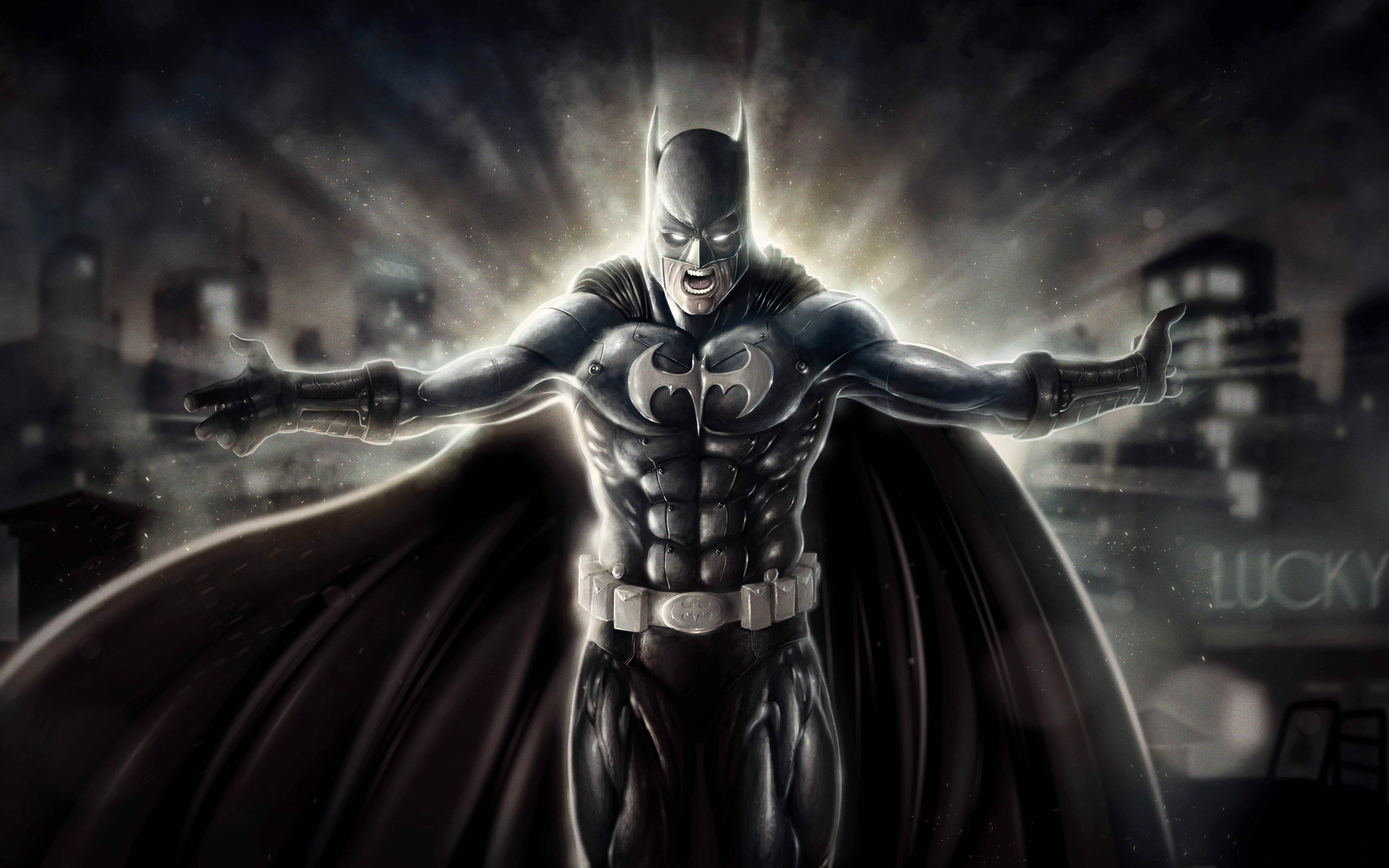 Batman sfondi per pc 4961x3101 id 261830 for Sfondi batman