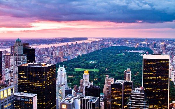 Man Made Central Park Manhattan New York HD Wallpaper | Background Image