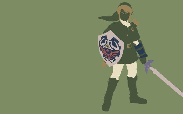 Video Game The Legend Of Zelda Zelda Link HD Wallpaper   Background Image