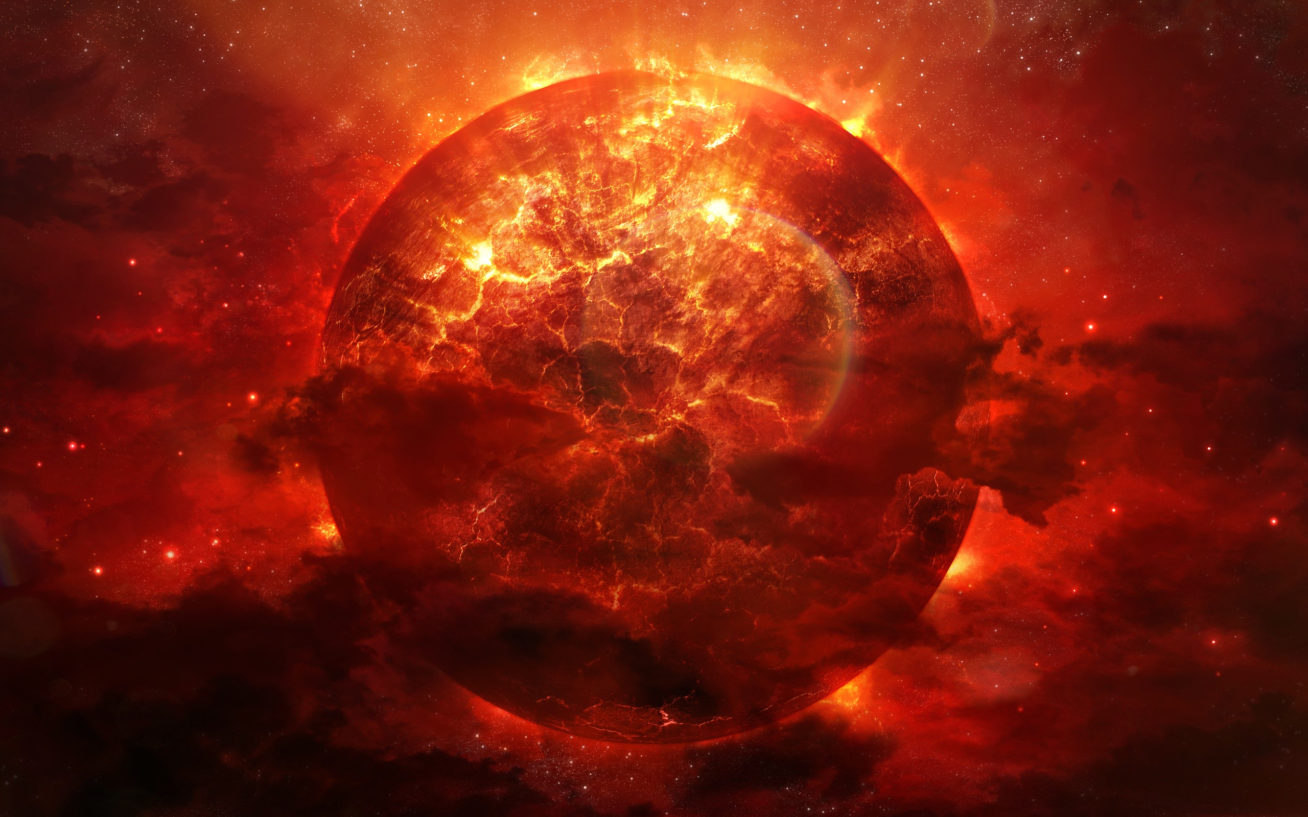 Sun HD Wallpaper   Background Image   2560x1600   ID ...