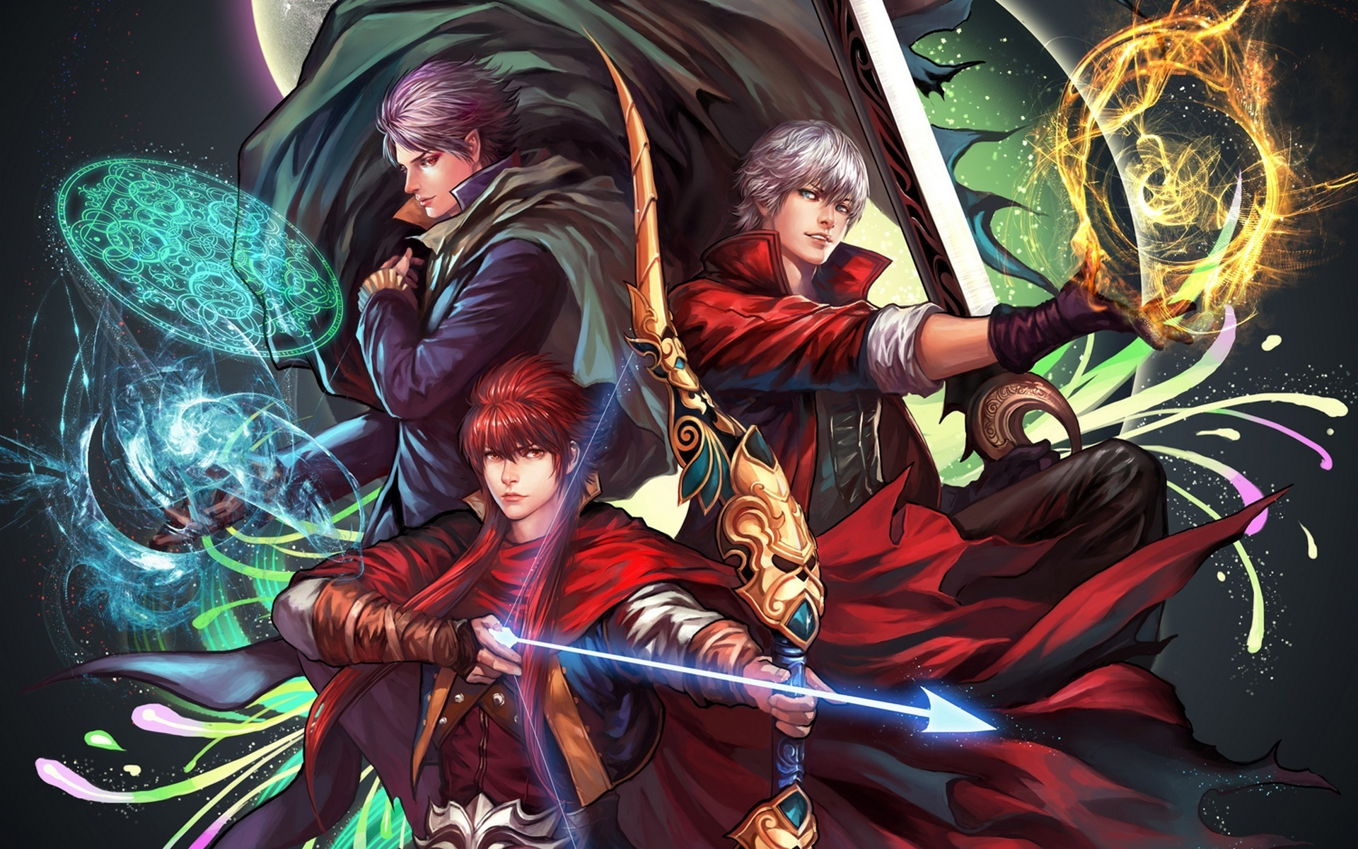 Devil May Cry Full HD Wallpaper and Background Image ...