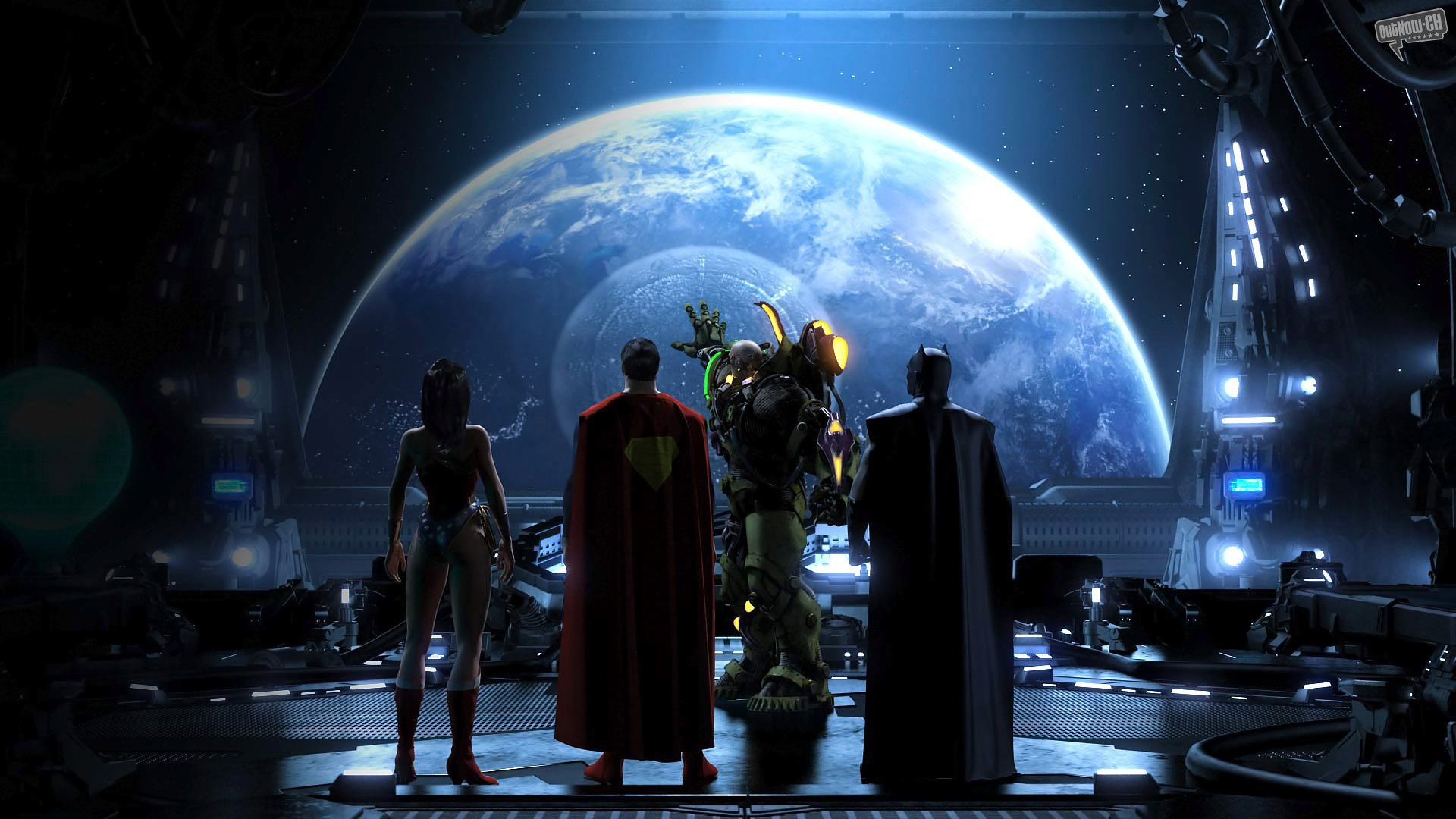 DC Universe Online Full HD Wallpaper and Background ...