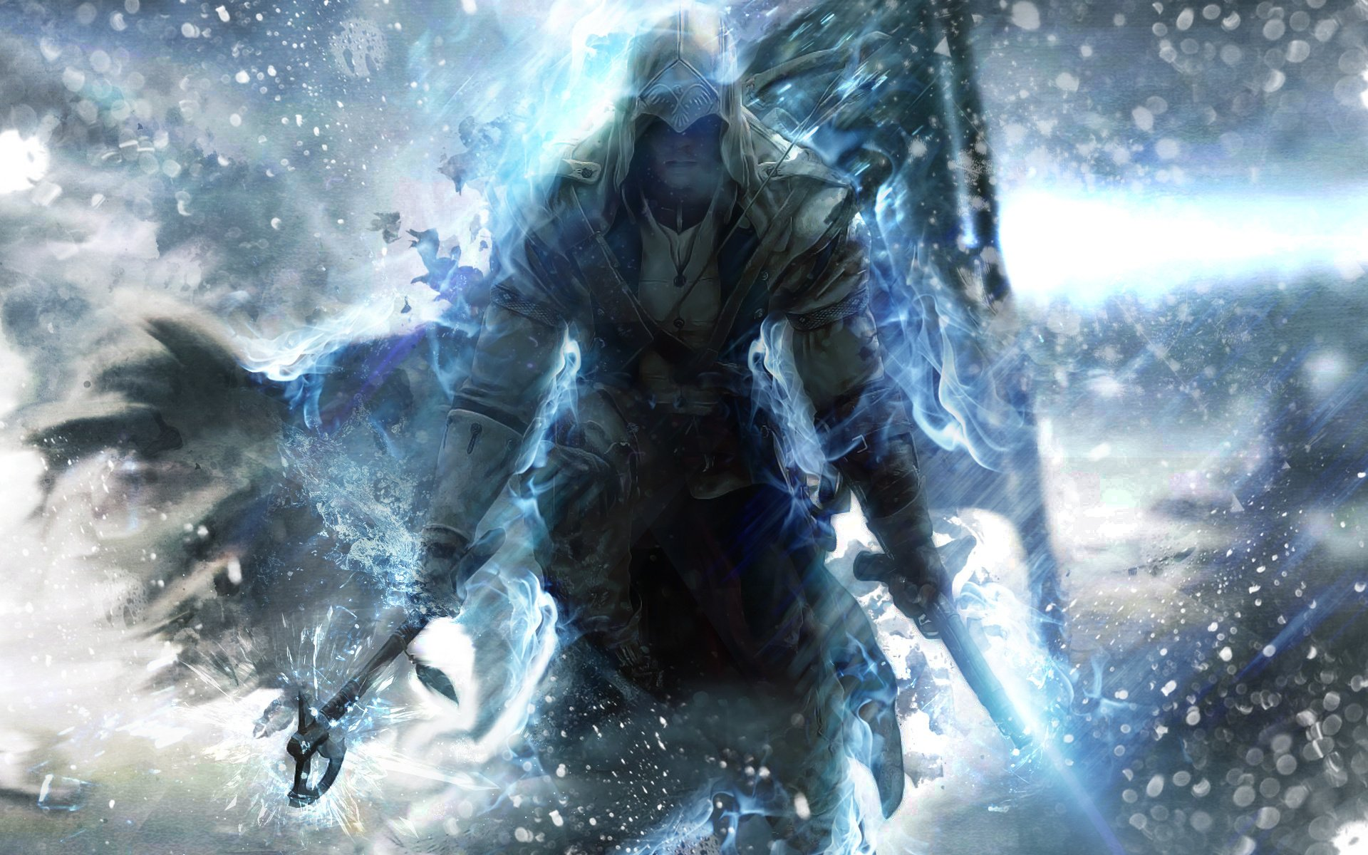 202 Assassin S Creed Iii Hd Wallpapers Background Images