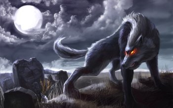 Dark - Werewolf Wallpapers and Backgrounds ID : 262350