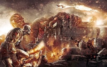 Video Game - God Of War III Wallpapers and Backgrounds ID : 262610