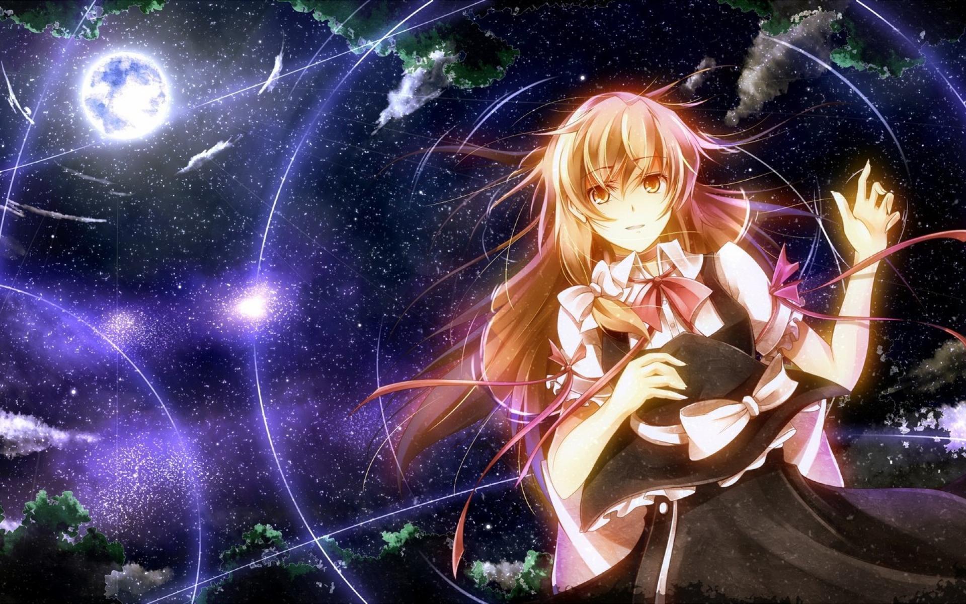 Anime girls wallpapers hd resoluciones taringa - Fantastic girl wallpaper hd ...
