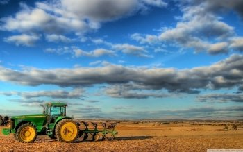 Vehicles - John Deere Wallpapers and Backgrounds ID : 263152