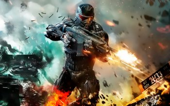 Videojuego - Crysis 2 Wallpapers and Backgrounds ID : 263440
