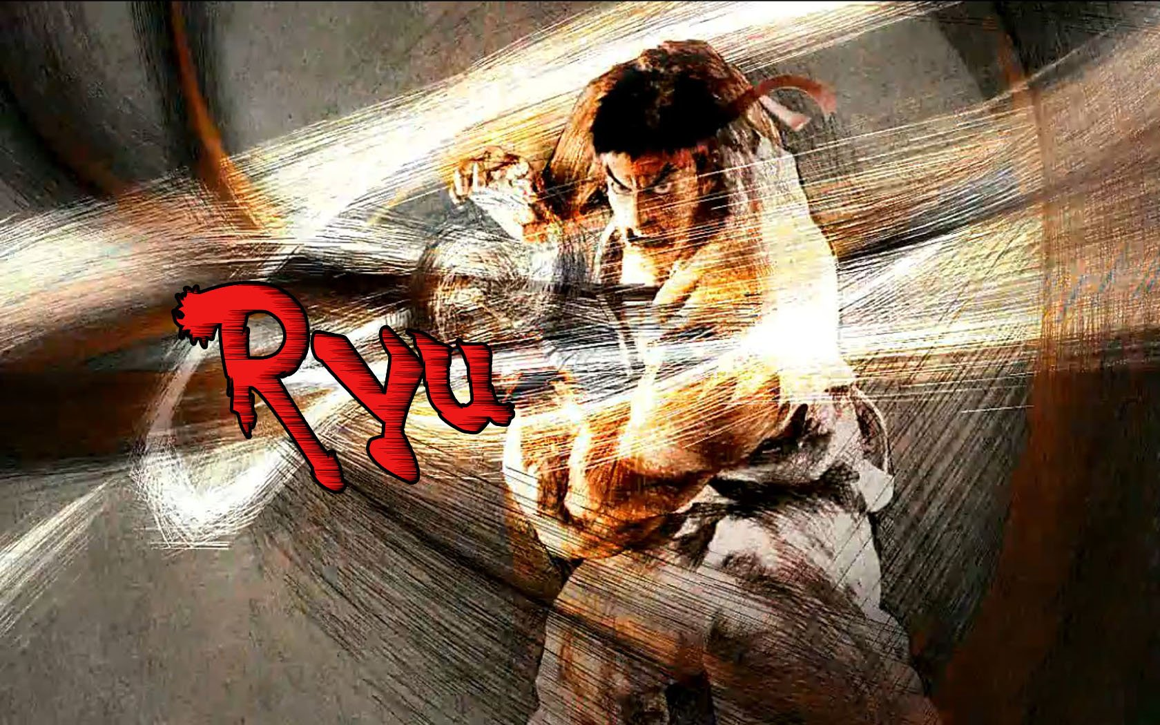 Ryu wallpaper and background image 1680x1050 id 264340 - Street fighter wallpaper akuma ...
