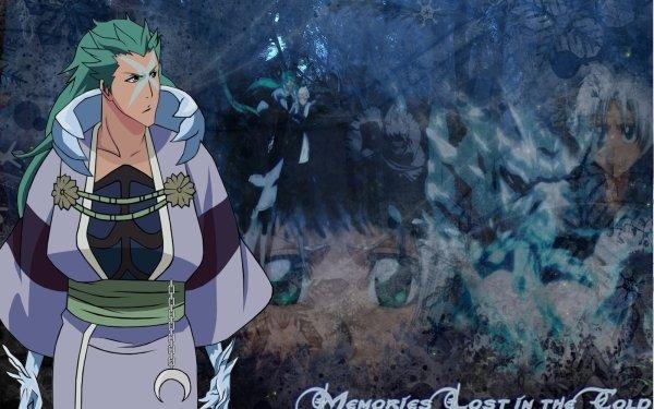 Anime Bleach Hyorinmaru HD Wallpaper   Background Image