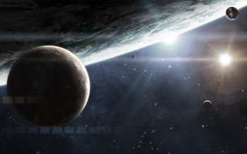 Science-Fiction - Planetscape Wallpapers and Backgrounds ID : 266432