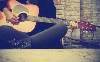 Musik - Gitar Wallpapers and Backgrounds ID : 266562