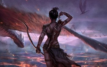 Fantasy - Archer Wallpapers and Backgrounds ID : 266722