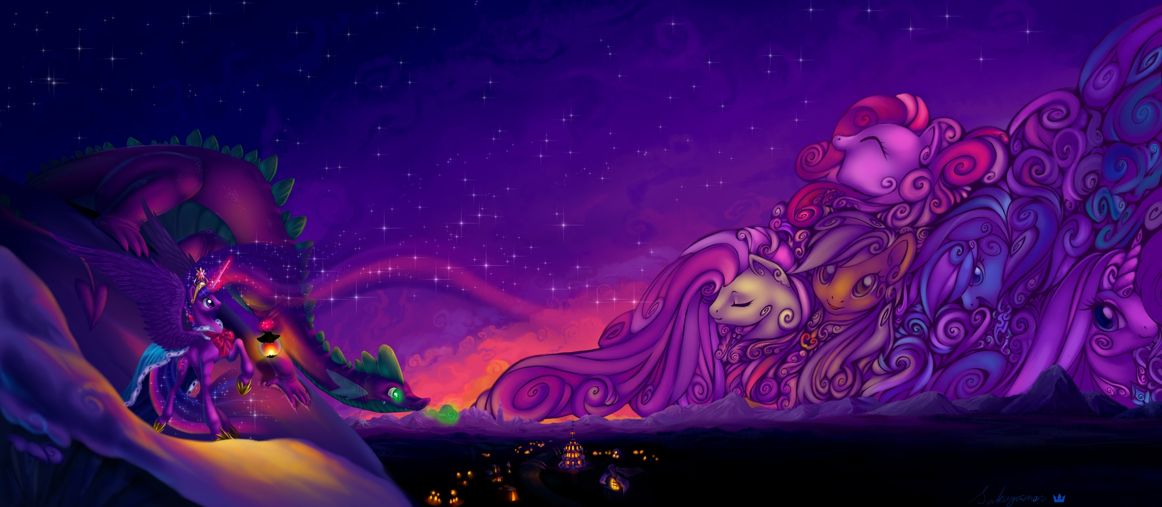 princess twilight sparkle wallpaper cool - photo #17