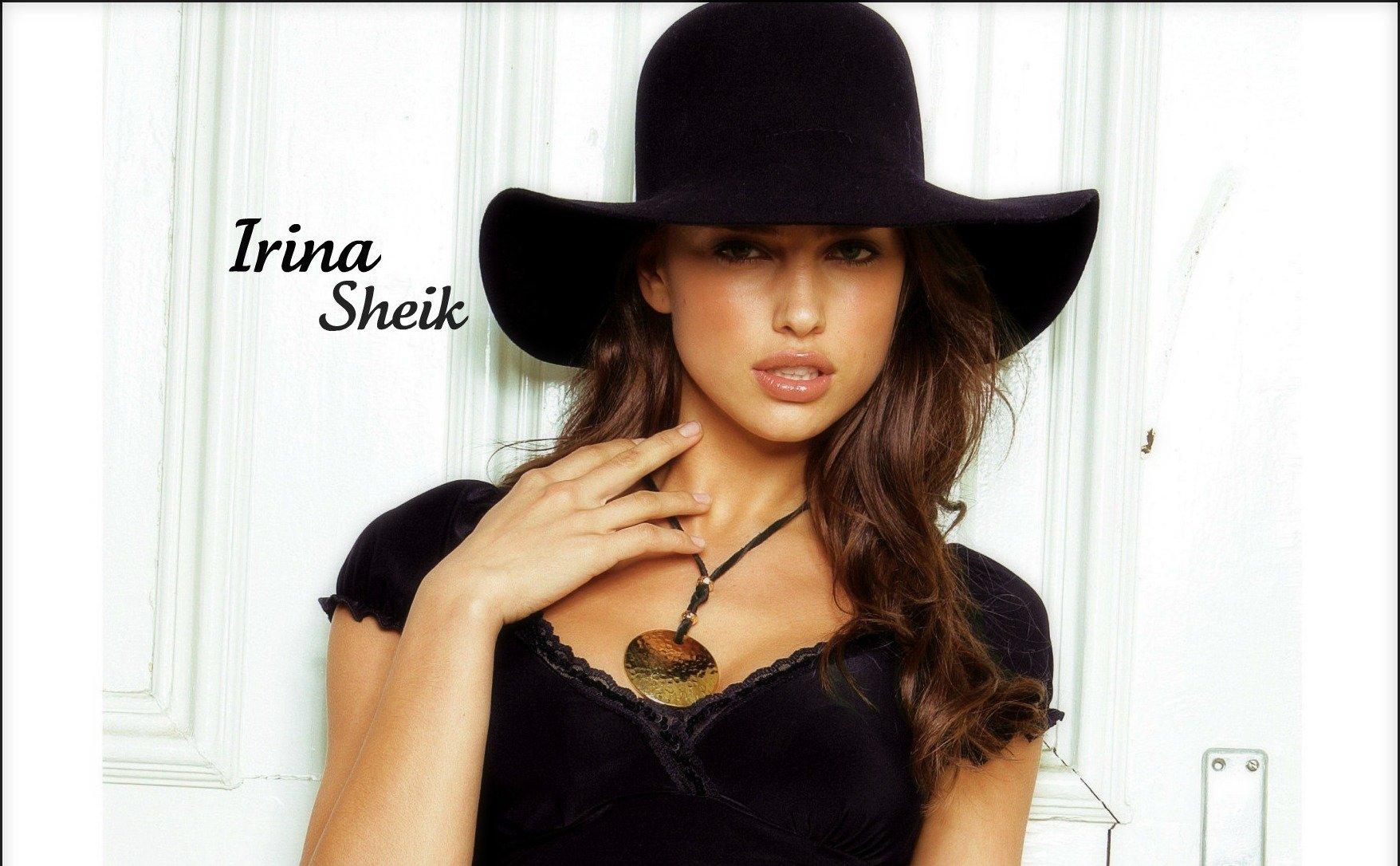 Celebrita' - Irina Shayk  Bellissime Woman Modelle Sfondo