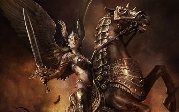 Фэнтези - Valkyrie Wallpapers and Backgrounds ID : 267700