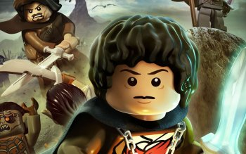 6 LEGO The Lord of the Rings HD Wallpapers | Background Images
