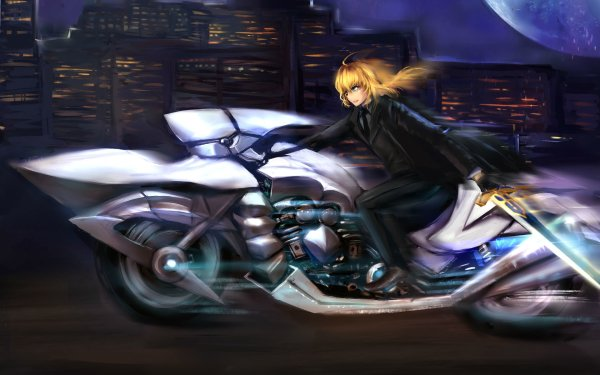 Anime Fate/Zero Fate Series Saber HD Wallpaper | Background Image