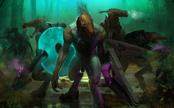 Video Game Halo Wars Halo Wars Creature HD Wallpaper | Background Image