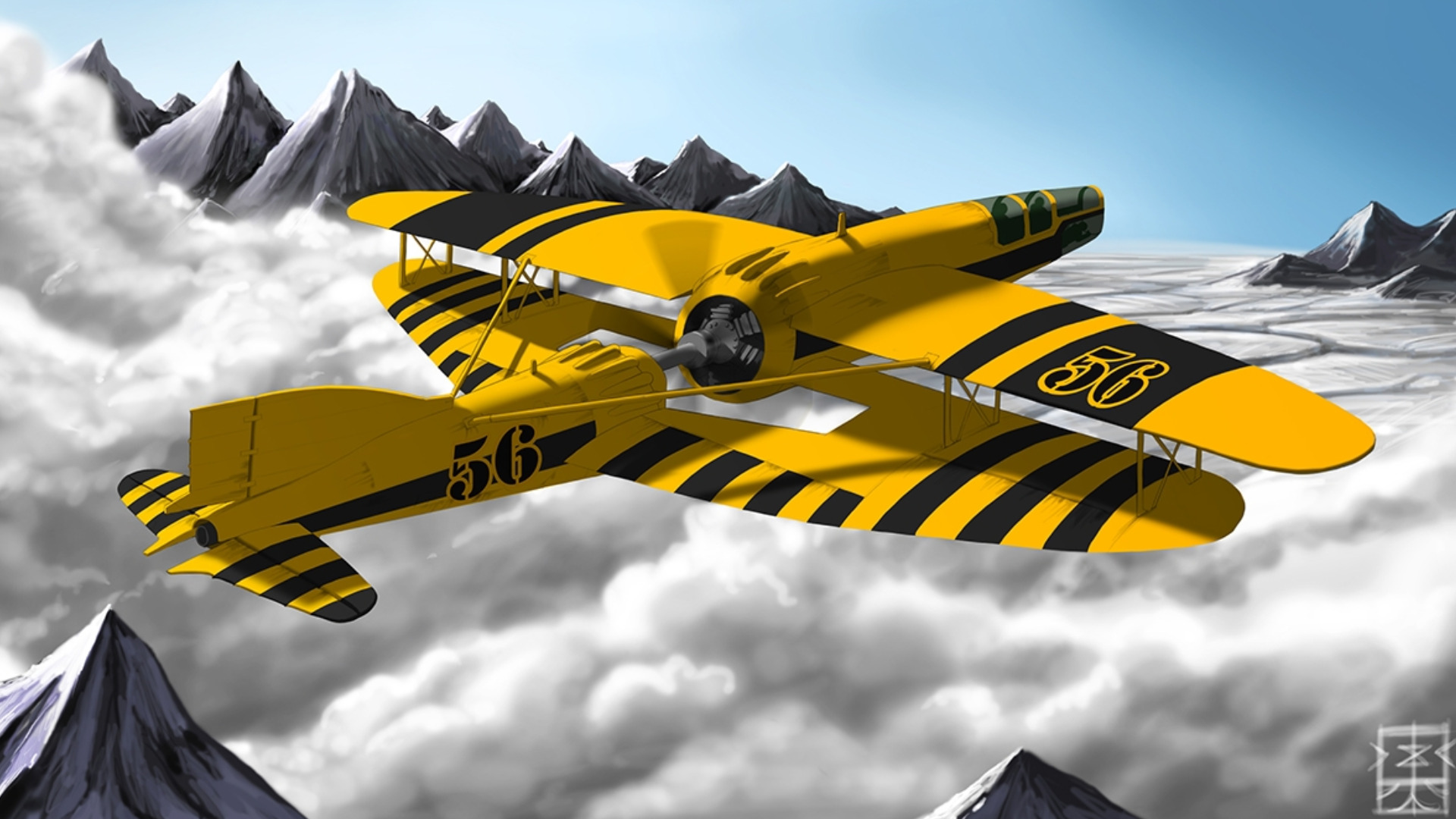 Cool Plane Propellers : Aircraft full hd wallpaper and background id