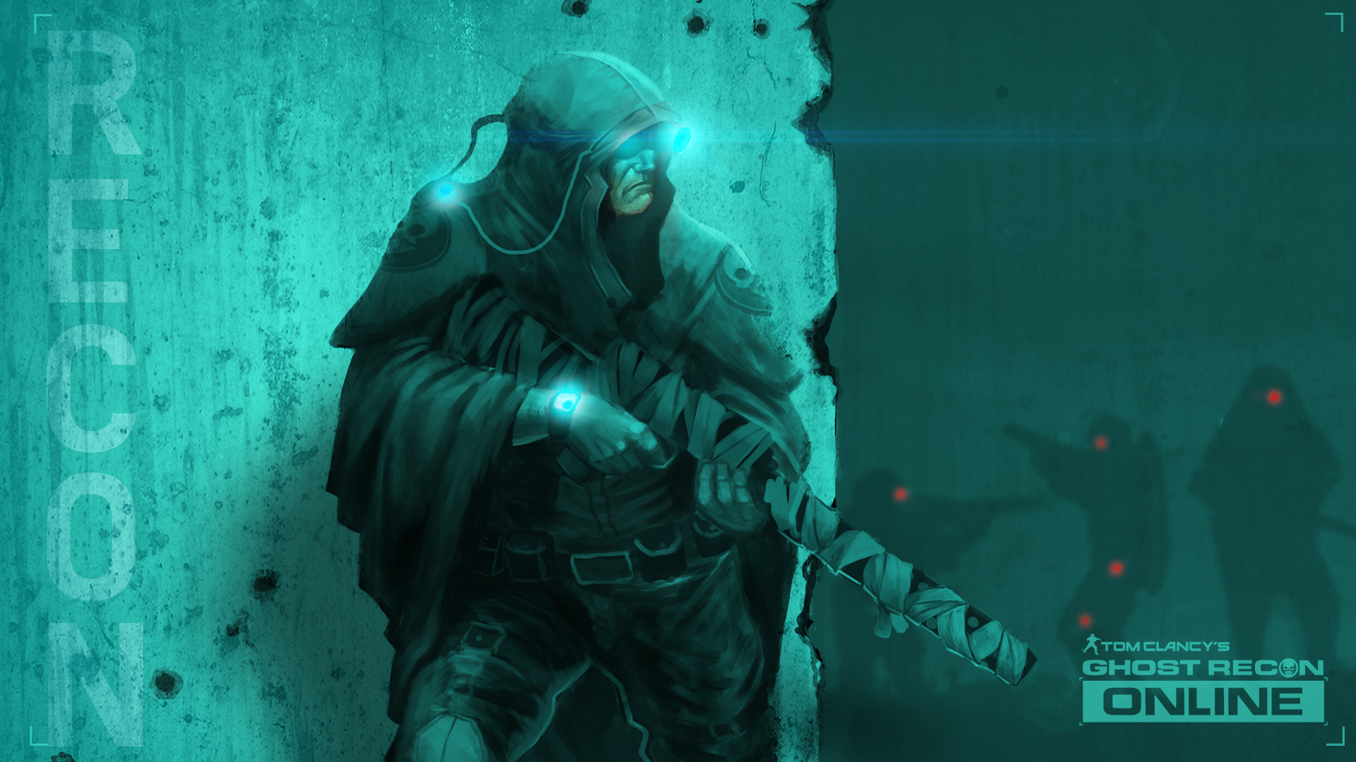 Tom Clancy's Ghost Recon Phantoms Full HD Wallpaper and ...