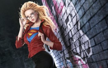 Comics - Super Girl Wallpapers and Backgrounds ID : 269250