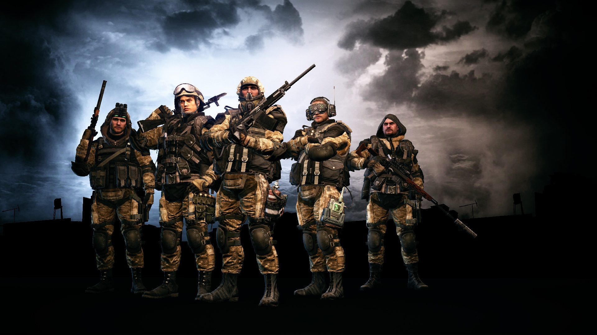 Warface Full HD Wallpaper And Background Image