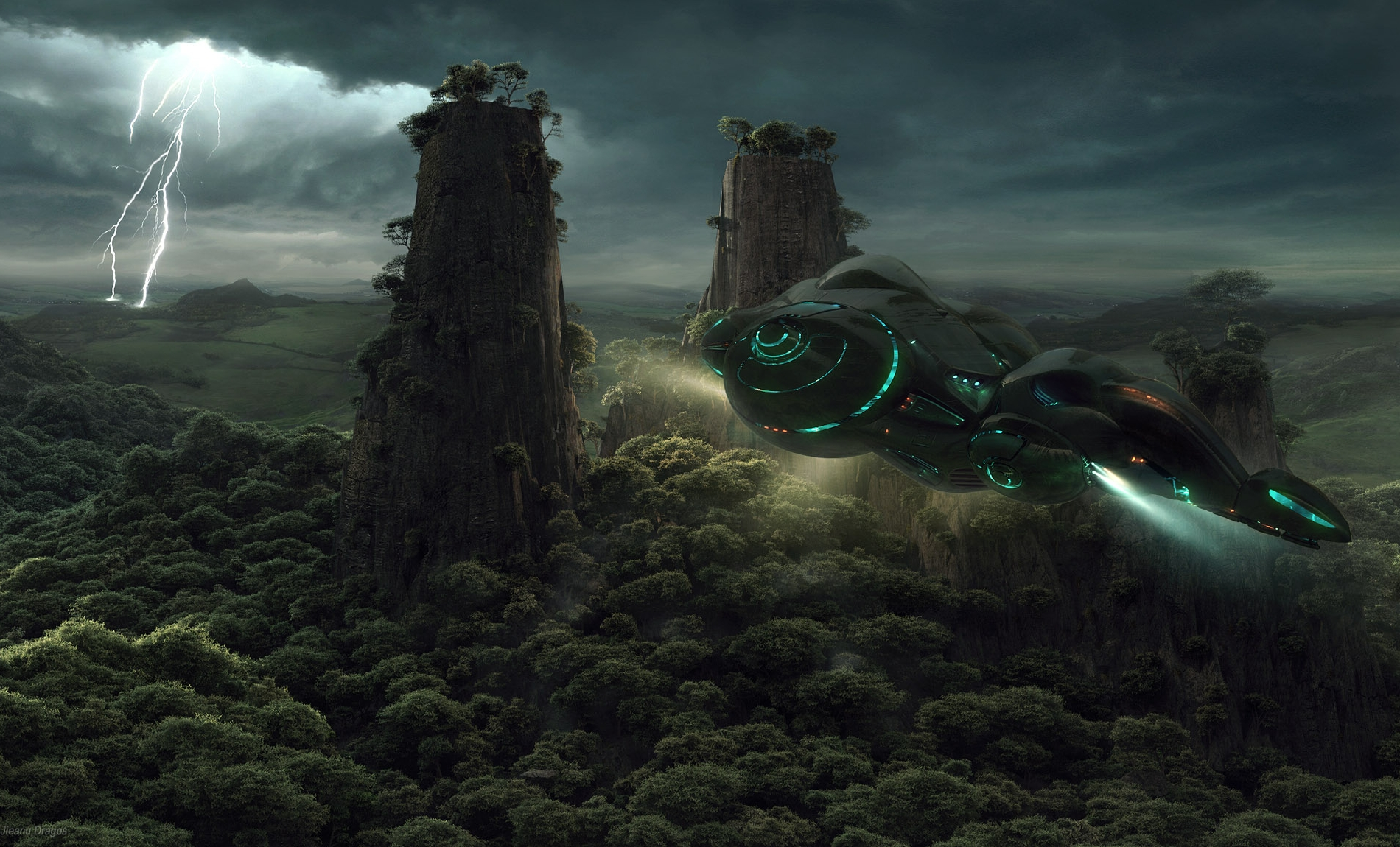 World Wallpaper Sci Fi Wallpaper: 1068 Spaceship HD Wallpapers